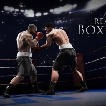 Real Boxing  - реалистичный бокс