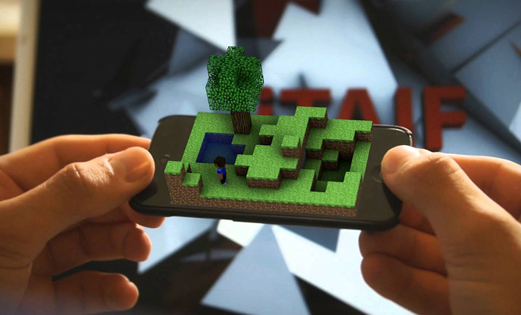 Игра Minecraft Pocket для iOS