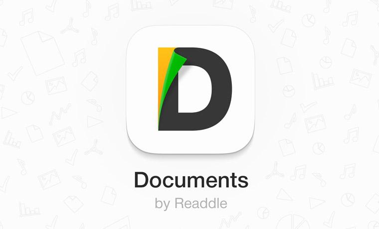 Приложение Documents для iPhone