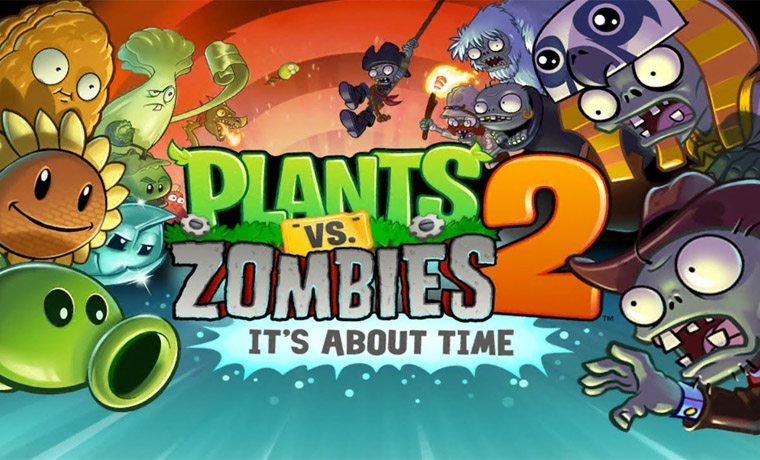Игра Plants vs. Zombies 2