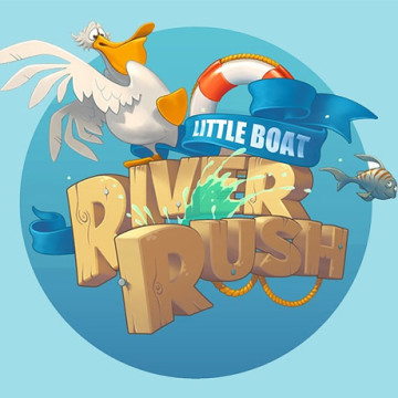 Игра Little Boat River Rush