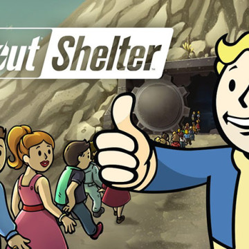 Игра Fallout Shelter для iOS