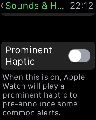 Prominent Haptic