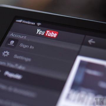 видео с телефона на YouTube