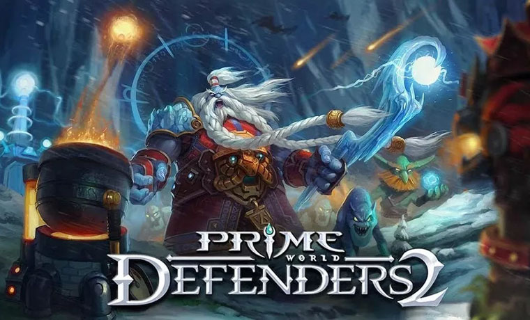 Стратегия Prime World: Defenders 2 для iOS