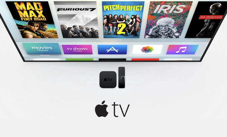 The Future TV is Apps