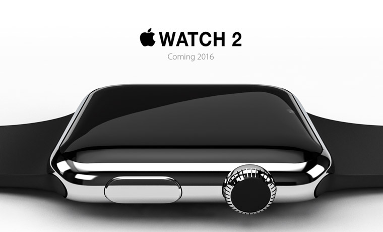 Концепт Apple Watch 2 фото