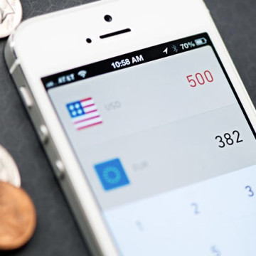 Конвертер метрических единиц для iOS