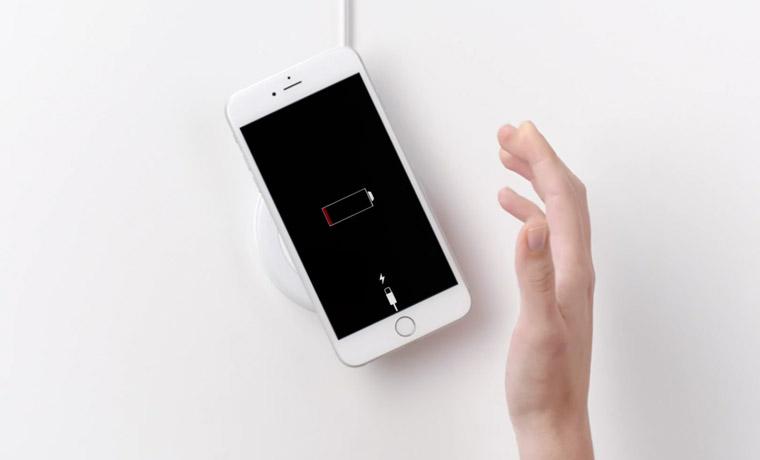 Зарядка iPhone на расстоянии