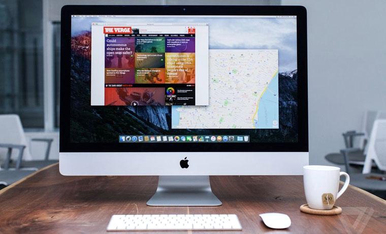 27-дюймовый iMac с экраном 5K