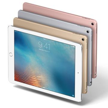 Все цвета 9.7-дюймового iPad Pro