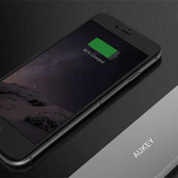 Внешний аккумулятор для зарядки iPhone
