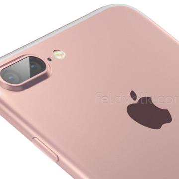 iPhone с двойной камерой