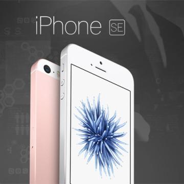 Интересные характеристики  iPhone SE