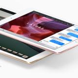 Новый iPad Pro с диагональю 9.7 дюймов
