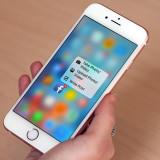 Чувствительный к нажатию. экран iPhone 6S