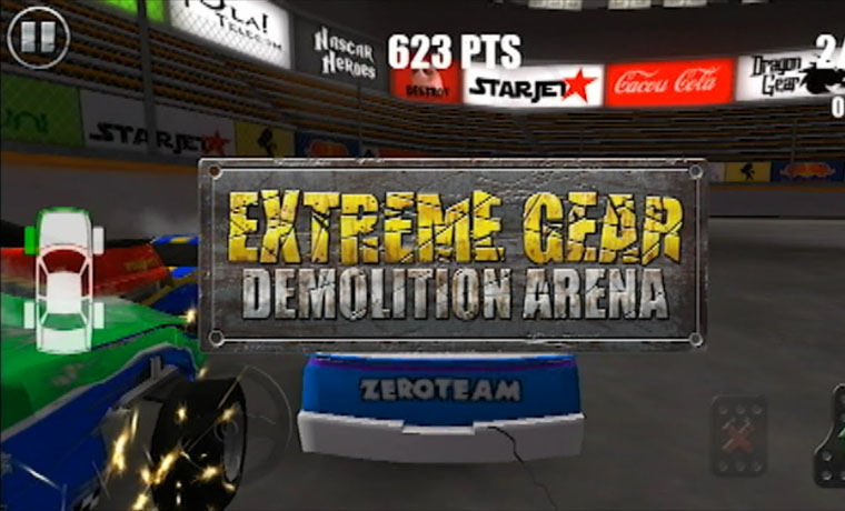 Игра Extreme Gear: Demolition Arena для iPhone