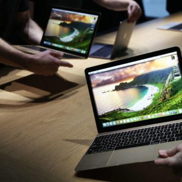 Новые продукты Apple