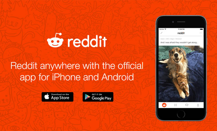 Reddit: The Official App для iPhone