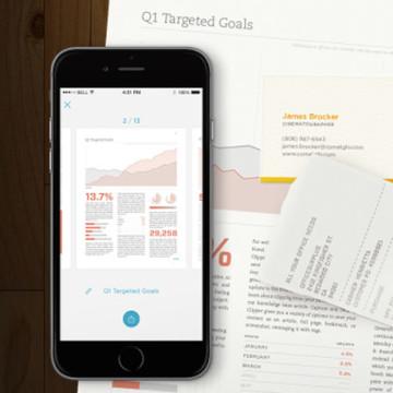 Приложения для сканирования документов на мобильном