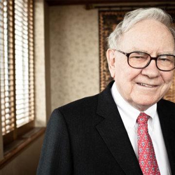 Американский инвестор Уоррен Баффет