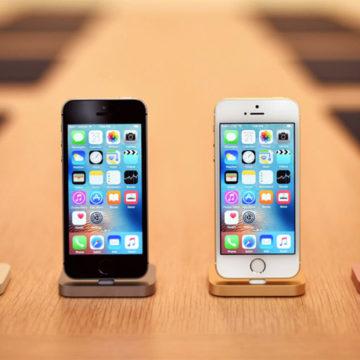 Модельный ряд iPhone SE