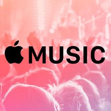 Сервис потоковой музыки Apple