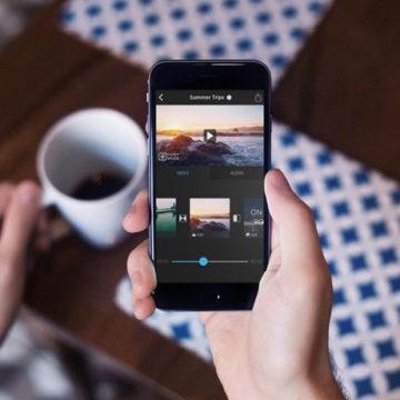 Монтаж и обработка видео на iPhone