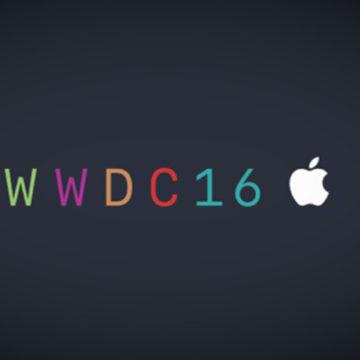 WWDC 2016 в Сан-Франциско