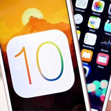 Новые возможности iOS 10
