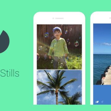 Motion Stills для iPhone