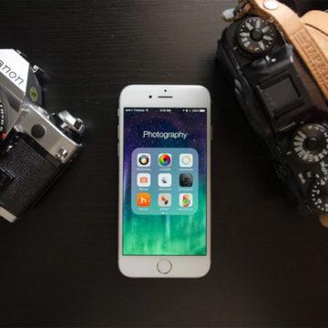 Приложения для обработки фото на iPhone