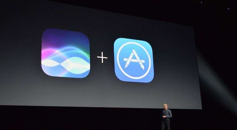 Открытое API в Siri