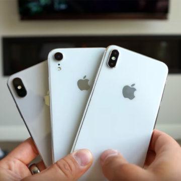 новые iphone 2018-го года